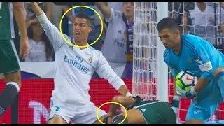 Alasan Ronaldo Tak ingin bermain lagi jika bertemu klub ini....