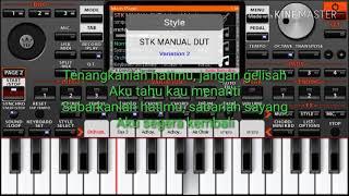 Karaoke & lirik KERINDUAN versi org 2019