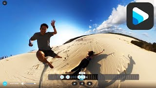 how to edit GOPRO MAX