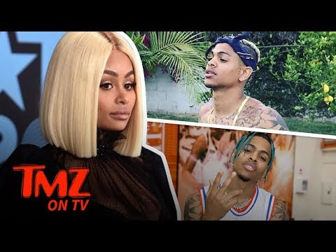 Blac Chyna's Sex Tape Partner Revealed | TMZ TV