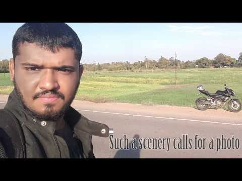 Bangalore-Delhi-Bangalore Solo Road Trip Pulsar 200NS 