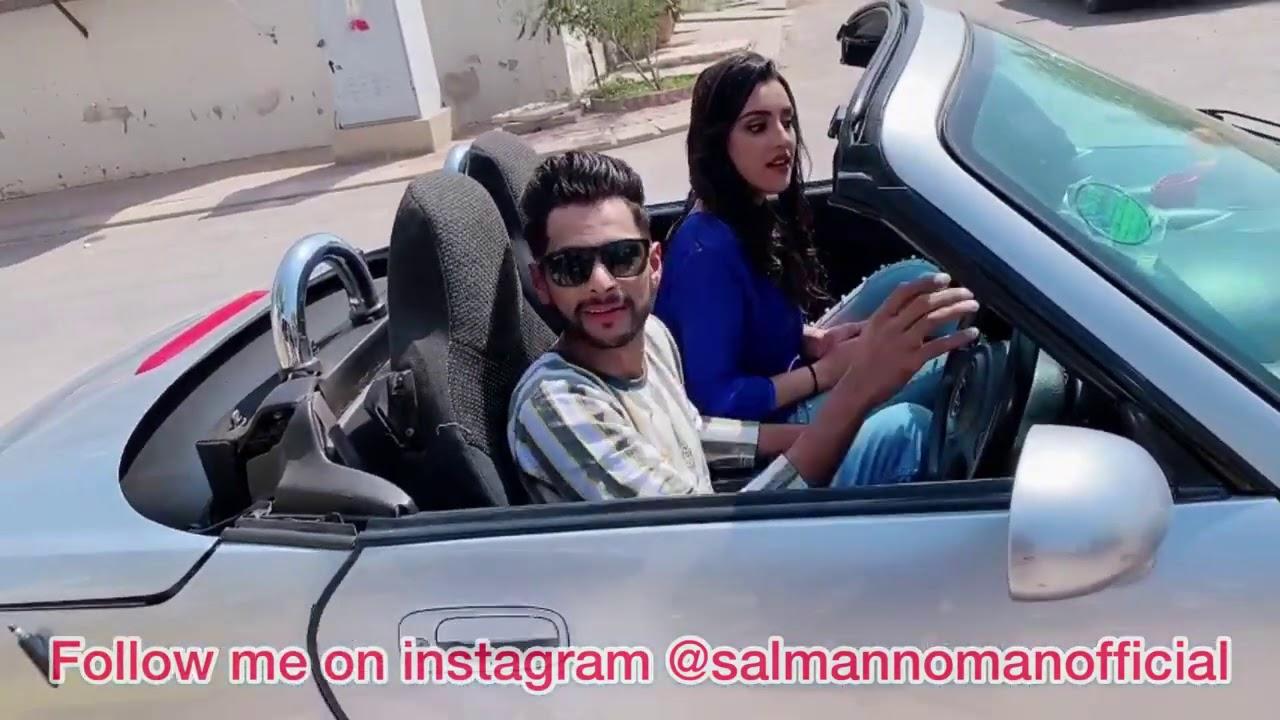 Download Making of Hua Jo Pyaar   Ft. Shaheer, Hafsa and Atufa   Song shooting   Vlog by Salman Noman