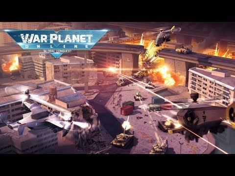War Planet Online: Global Conquest Teaser