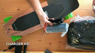 UNBOXING ACTON BLINK S ELECTRIC SKATEBOARD