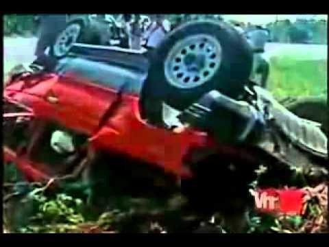 Left Eye's Car Accident