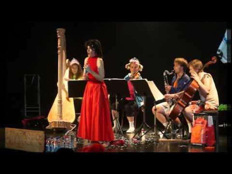 Opera Absurdium by Jovanka Trbojevic, directed by Akse Pettersson - On my way back from Kokkola