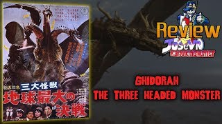 Ghidorah The Three Headed Monster 1964 Review (Redux) | Jose V.R.