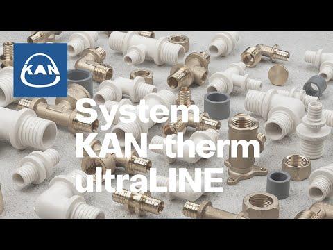 System KAN-therm UltraLine - system jakiego nie znajdziesz nigdzie indziej PL