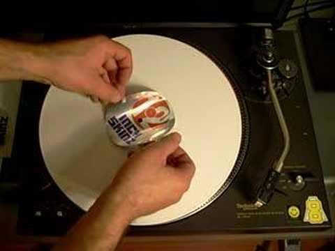 Serato control record label decal 12inchskinz