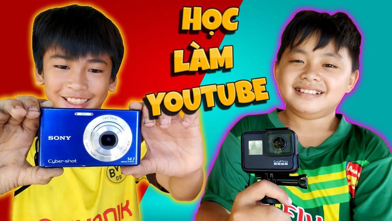 Tony | Đào Tạo Youtuber Nhí Triệu View – Hướng Dẫn Làm Youtube