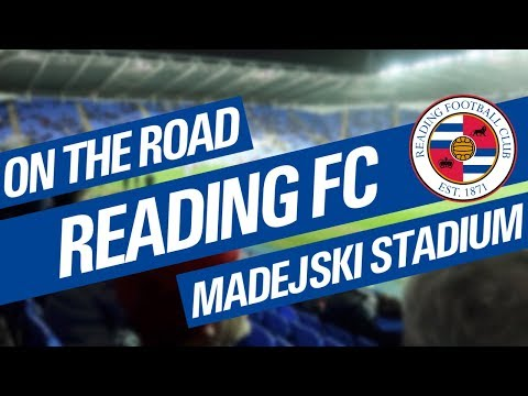 On The Road - READING FC @ MADEJSKI STADIUM