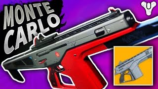 Way BETTER Than I Remembered!  Monte Carlo Exotic Auto Rifle | Destiny (Rise of Iron) Year 3
