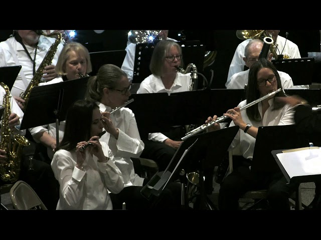Liberty Spirit March - Gold Concert Band 2019 Fall Concert