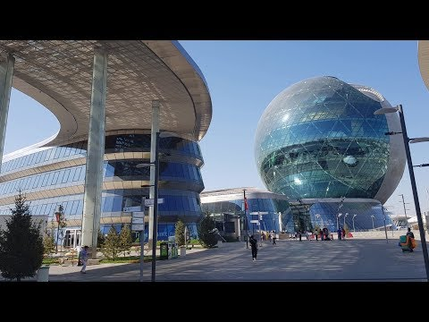 EXPO 2017 Astana will give birth to three big projects