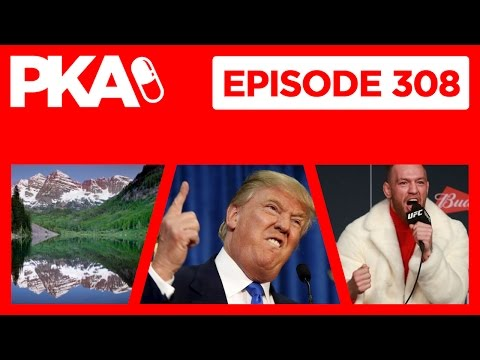 PKA 308 Trump God Emperor, PKA Colorado Adventure, UFC 205