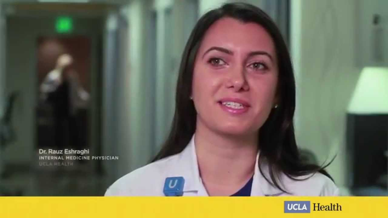 Dr  Rauz Eshraghi - Internal Medicine Physician | UCLA Health Careers