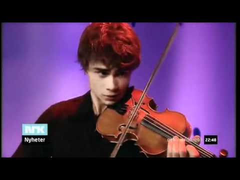 Song from a secret garden-violin-Alexander Rybak (angel-cds)