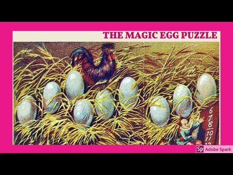 MAGIC TRICKS VIDEOS IN TAMIL #438 I EGG PUZZLE @Magic Vijay