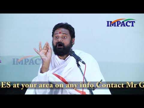 Jagan Guruji at IMPACT WARANGAL 2017