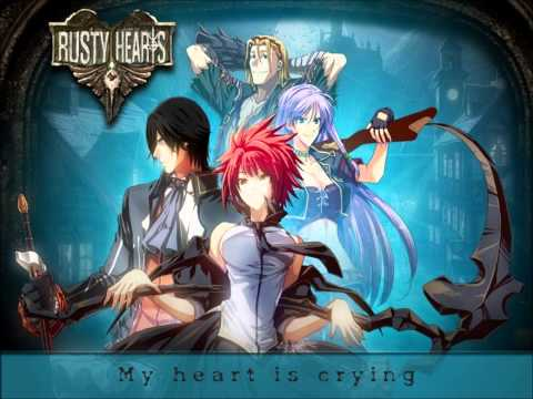 Rusty Hearts - Lament of a Rusting Heart for 2 hours