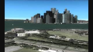 fs2004 new york