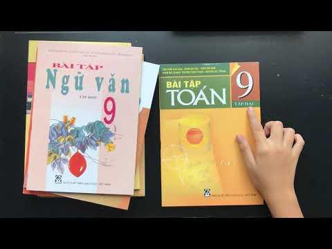 Review giới thiệu bộ sách giáo khoa lớp 9 | PA channel
