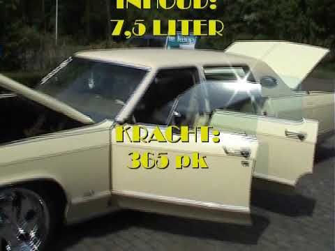 Pimped Lincoln Continental Town Car 1978 Nickname Saccucci S Bling King You