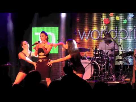 "Kristina Maria Sings ""Karma"" @ World Pride 20134"