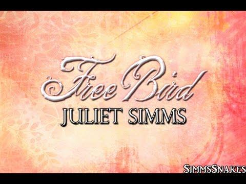 Free Bird - Juliet Simms lyrics