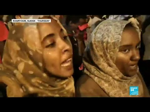 With Sudan talks suspended, protesters vow to continue sit-in
