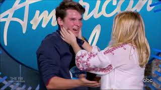 Christiaan Padavan: Katy Perry FORCES His Shy Girlfriend To Audition As Well | American Idol 2019