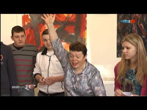 Репортаж местного телеканала о нашей поездке в Германию