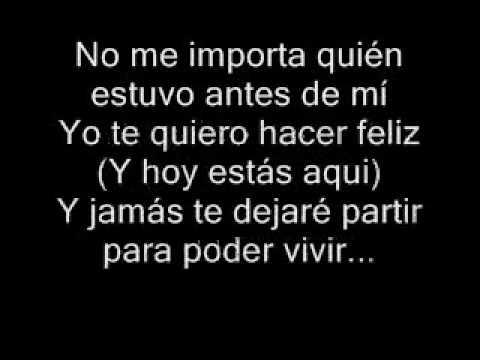 RBD- Besame Sin Miedo letra