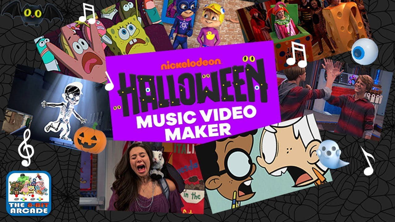 Halloween Music Video Maker Scream Shout And Make Your