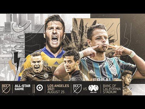 2021 All-Star Game Announcement: MLS vs. Liga MX