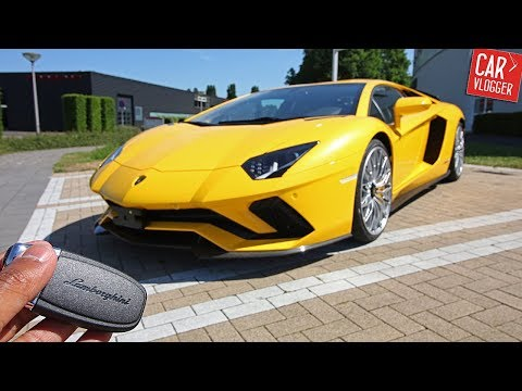 INSIDE the NEW Lamborghini Aventador S 2017 | Interior Exterior DETAILS w/ Revs