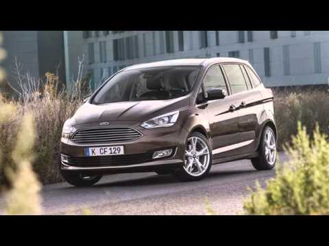 2017 ford b max premium interior and technology youtube. Black Bedroom Furniture Sets. Home Design Ideas