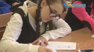 Юлия Филимоненко – молодой и инициативный учитель химии ГУО «Средняя школа №1 г.Шклова»