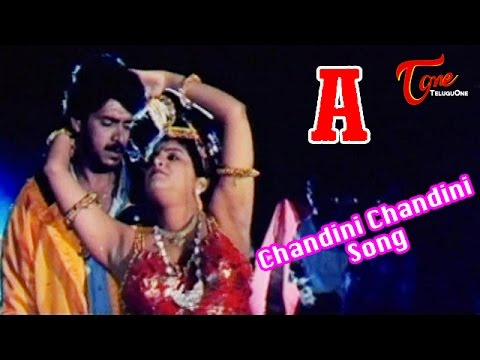 a telugu movie songs chandini chandini video song