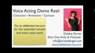 Voice Acting Demo Reel - UK Female Voice Over Artist