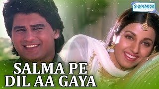 Salma Pe Dil Aa Gaya {1997} {HD} - Ayub Khan - Milind Gunaji - Superhit Romantic Movie