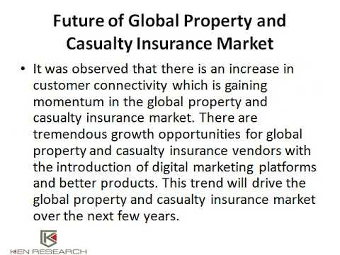 Global Insurance Market Analysis,Insurance Industry,Europe Property and Casualty Insurance Market