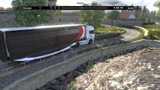 Scania Truck Driving Simulator.5 ������.������� �� ����