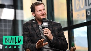 "Dale Earnhardt Jr. Was Nervous To Release ""Racing To The Finish"""