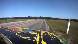 24 Hours of Lemons race at CMP May 2015 ParrotHead Racing Honda Accord