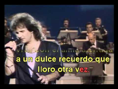 Roberto Carlos -  Volver (En Vivo) - con letras para Karaoke