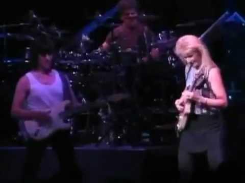 Resultado de imagen de Jeff Beck - Live in Tokyo, 1999