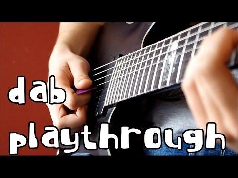 Ahmi - Dab Guitar Playthrough (TABS IN DESCRIPTION)
