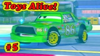 Cars 2 Gameplay - Chick Hicks Training Part 5