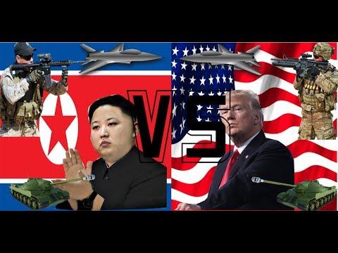 Amerika VS Kuzey Kore | Sizce Kim Yener ?